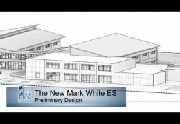 Planning and designing the new Mark White ES