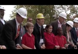 Ground-Breaking Ceremony for the new Mandarin Chinese Language Immersion Magnet School