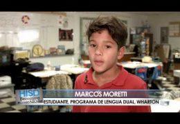 Edúcalos: Programa de Lengua Dual de Wharton