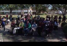 Sharpstown High School's Ground-Breaking Ceremony