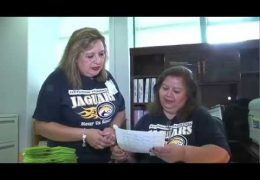 HISD Employee of the month for July 2015