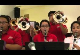 HISD Fine Arts Performance Waltrip HS Ram Band
