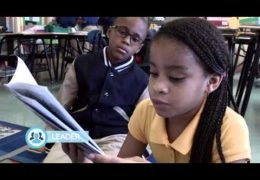 Caught in the Act: Codwell Elementary