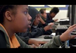 Hour of Code keeps HISD students globally competitive
