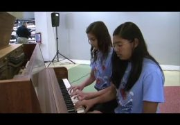 HISD Fine Arts Performance – Johnston Middle School Piano students