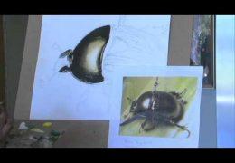 Fine Arts – Johnston Middle School Art students