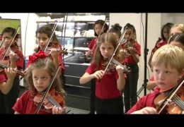 Fine Arts Friday featuring Parker Performing Strings