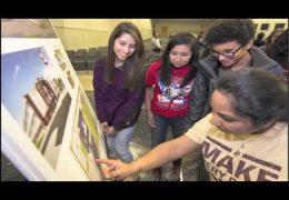 Community Bond Meeting Update at Waltrip High School