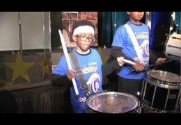 2016 HISD State of the Schools: Elmore Elementary School Drum Line