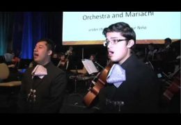 2016 HISD State of the Schools: Davis High School Orchestra and Mariachi Band