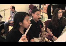Pershing Middle School Jazz Ensemble