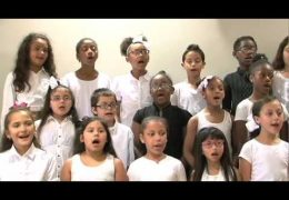 HISD Fine Arts Performance – Garden Villas ES Choir