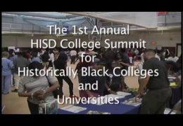 HISD College Summit for HBCUs
