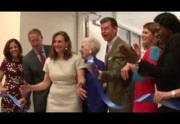 Tanglewood School Community Celebrates Name and Ribbon Cutting
