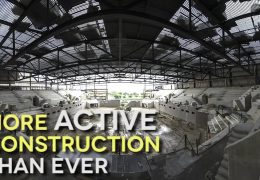 More active construction in 2015-16 than ever before in HISD