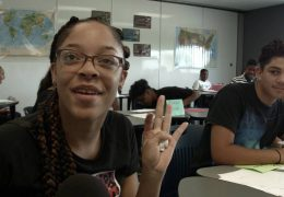 First Day of School – South Early College HS