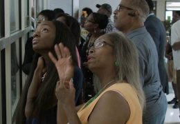 Worthing HS hosts grand opening, campus tour