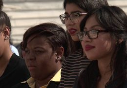 High School for Law and Justice Groundbreaking