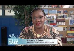 On the Yard with Wanda Adams