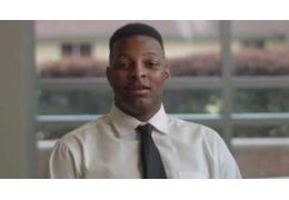 Wheatley HS Grad Qualond Fogle