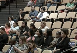 DACA Town Hall meeting at UHD