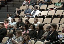DACA Town Hall meeting at UHD