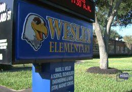 A Superintendent School – 180 Wesley ES