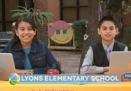 HISD Mini News – Lyons ES