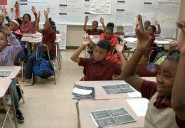 Woodson K-8 A180 Superintendent Schools