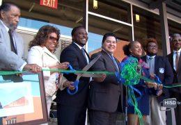 Mickey Leland College Preparatory Academy Grand Opening Celebration