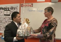 HISD Teacher of the Month for December 2017