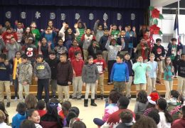 Durham ES Holiday Program