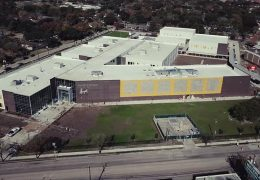 Tour the New Sharpstown High School