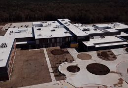 Tour the New North Forest High School
