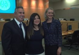 Three New HISD Trustees Sworn In