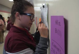 Project Based Learning at Hartman Middle School