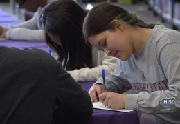 Wheatley High School Voter Registration Drive