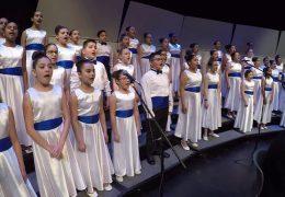 District III Honors Choir Inaugural Concert