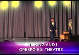 """Crespo ES """"The King and I"""" Theatre Production"""
