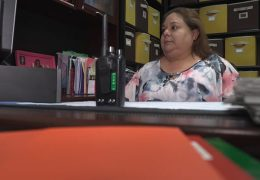 HISD Employee of the month for April 2018