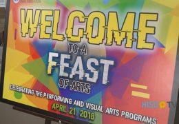 Chavez HS Feast of Arts Showcase