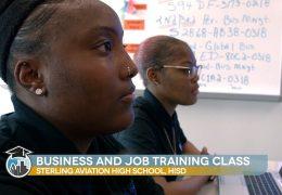 Hire Houston Youth Job Fairs