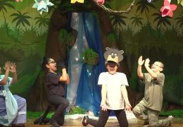 TUTS partners with Lyons ES to produce the Jungle Book