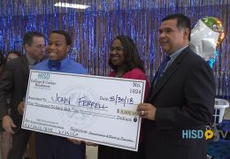 HISD Superintendent and Board of Education Scholar Awards
