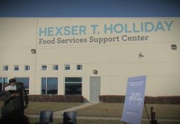 HISD Food Services Building Renamed for Hexser Holliday