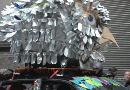 HISD Schools Participate in the Houston Art Car Parade