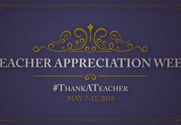 Teacher Appreciation – Sara Cisneros