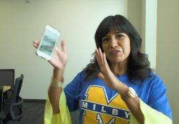 Diana Davila- HISD Alumni Go Challenge