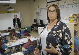 Educalos – Woodson PreK first week HISDTV