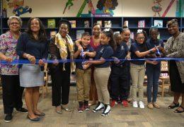 Hilliard Elementary School Ribbon Cutting Ceremony